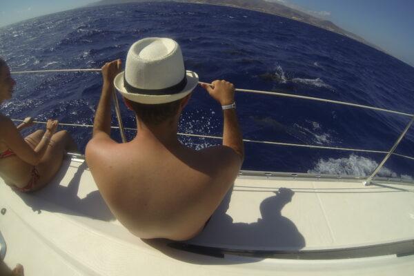 Asómate a un paraíso desde nuestro veleros - Fuerteventura