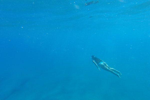 Flounder deep