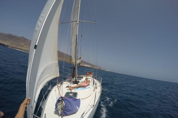 Sailing excursions
