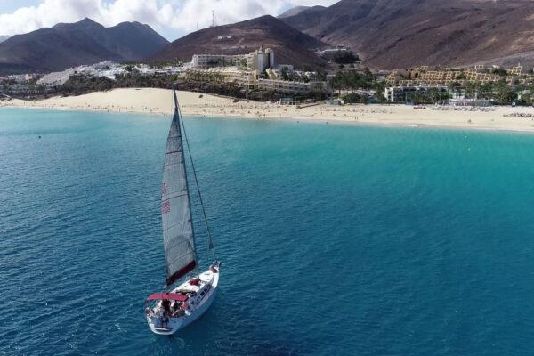Navega en fuerteventura