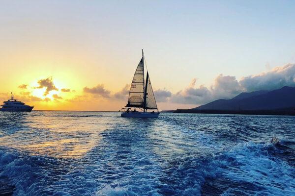 Excursiones privadas en nuestros veleros por Canarias