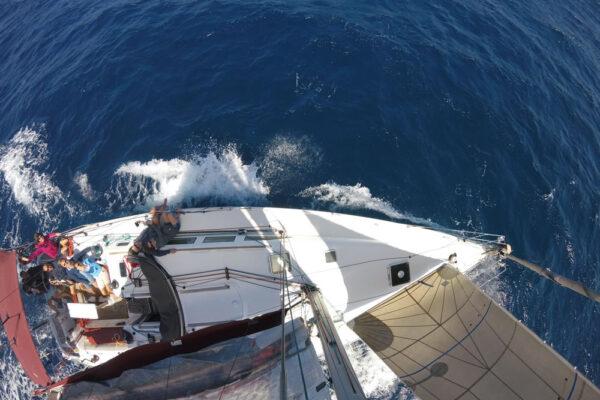 Aventura en velero - Fuerteventura